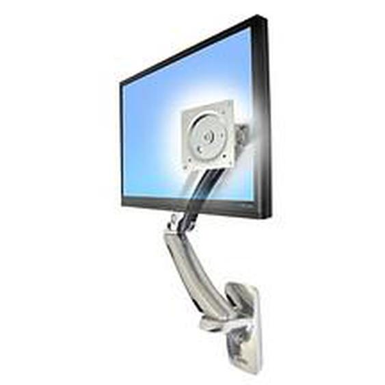ergotron MX Monitor-Halterung silber