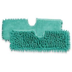 Ersatzteil-Set, CLEANmaxx, CLEANmaxx Spray-Mopp, (2-tlg), Ersatz-Wischtuch 2er-Set türkis Haare