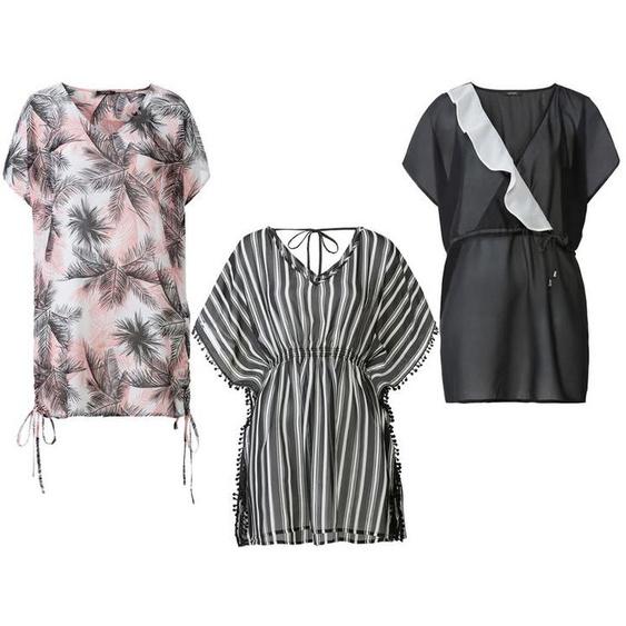 ESMARA® Tunika Damen, in transparenter Qualität