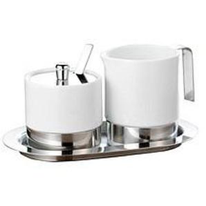 Esmeyer Milch- und Zucker-Set ADAM weiß