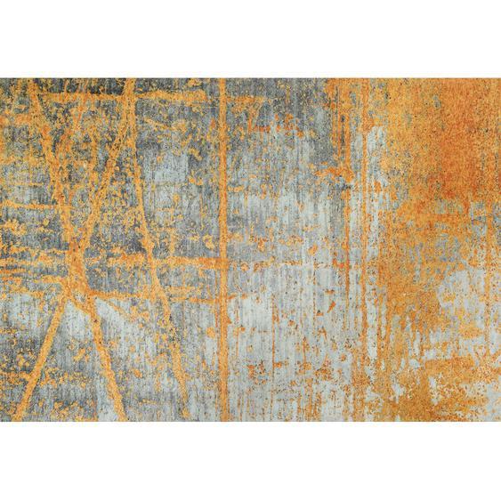 Esposa Fußmatte 140/200 cm Graphik Grau , Textil , 140 cm