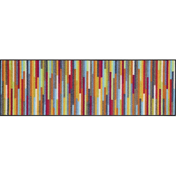 Esposa Fußmatte 60/180 cm Graphik Mehrfarbig , Mehrfarbig , Textil , 60 cm