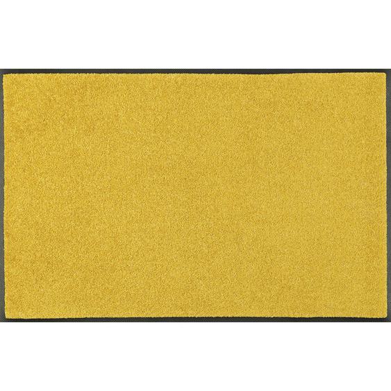 Esposa Fußmatte 60/180 cm Uni Beige , Textil , 60 cm