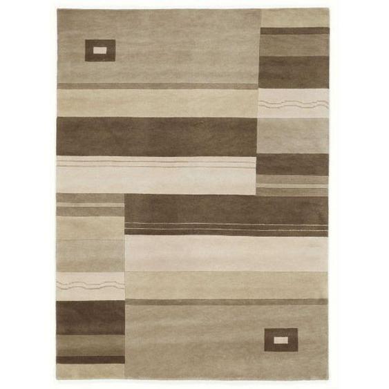 Esposa Orientteppich 140/200 cm Beige , Textil , Graphik , 140 cm