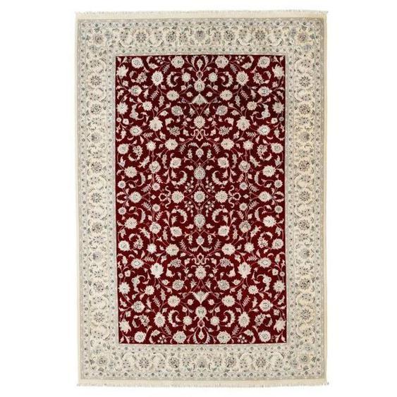Esposa Orientteppich 150/200 cm Rot , Textil , 150 cm