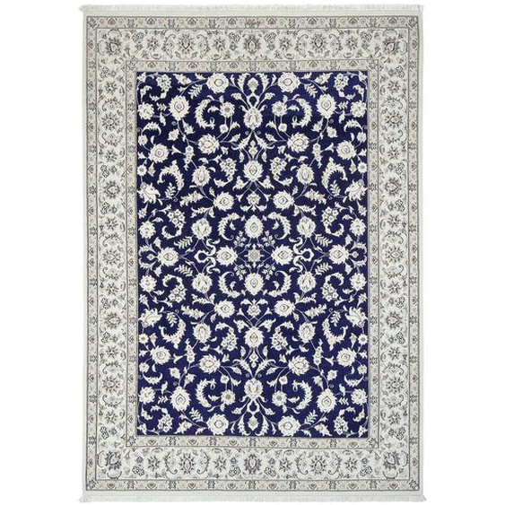 Esposa Orientteppich 170/240 cm Blau , Textil , 170 cm