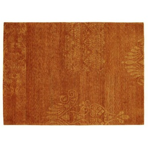 Esposa Orientteppich , Terra cotta , Textil , Patchwork , rechteckig , 170 cm , Care & Fair , in verschiedenen Größen erhältlich , Teppiche & Böden, Teppiche, Orientteppiche