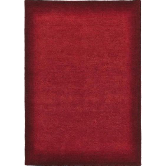 Esposa Orientteppich 170/240 cm Rot , Textil , Uni , 170 cm