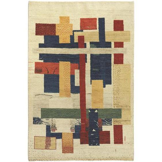 Esposa Orientteppich 200/300 cm Beige, Mehrfarbig , Beige, Mehrfarbig , Textil , 200 cm