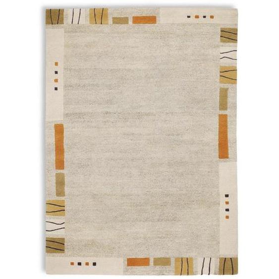 Esposa Orientteppich 200/300 cm Braun, Beige , Textil , Bordüre , 200 cm