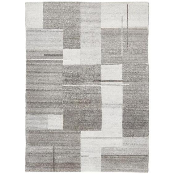 Esposa Orientteppich 200/300 cm Grau , Textil , 200 cm