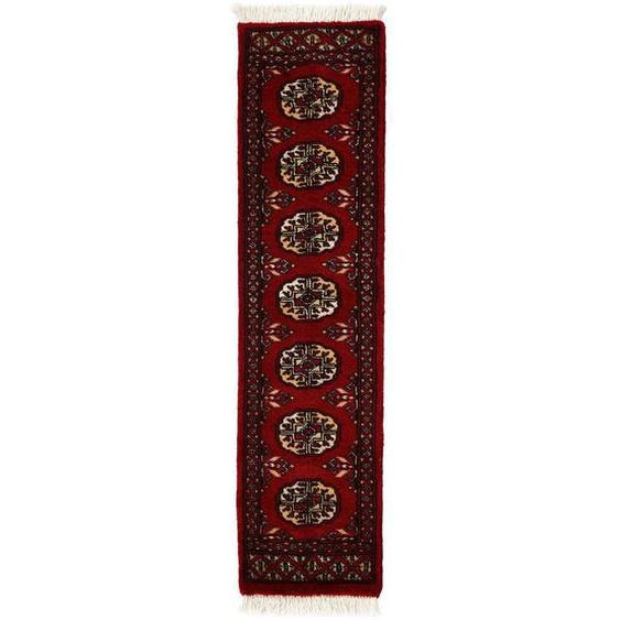 Esposa Orientteppich 30/120 cm Rot , Textil , Ornament , 30 cm