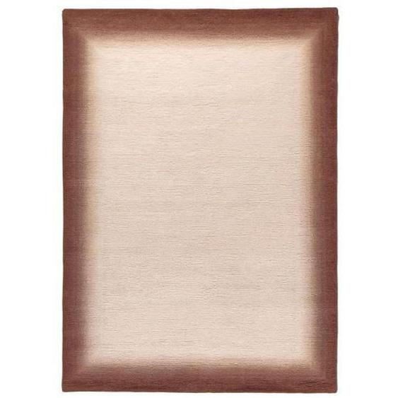 Esposa Orientteppich 70/140 cm Beige , Textil , Bordüre , 70 cm