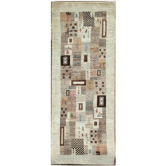 Esposa Orientteppich 80/200 cm Beige , Textil , 80 cm