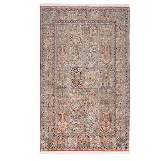 Esposa Orientteppich 90/160 cm Mehrfarbig , Textil , Ornament , 90x160 cm