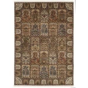 Esposa Orientteppich Sonam Bakhtyari , Creme , Textil , Bordüre , rechteckig , 95 cm , Care & Fair , für Fußbodenheizung geeignet, in verschiedenen Größen erhältlich , Teppiche & Böden, Teppiche, Orientteppiche