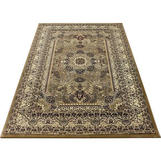 Esposa Webteppich 200/290 cm Beige , Textil , orientalisch , 200 cm