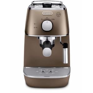 Espressomaschine Distinta ECI 341.BZ, gold, DeLonghi