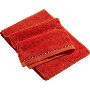 Handtücher »Box Solid«, Esprit, mit Bordüre
