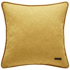 Esprit Kissen  E-Harp - gelb - 100% Federfüllung - 38 cm - 38 cm | Möbel Kraft