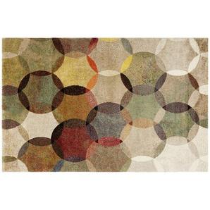 Esprit Kurzflorteppich  Modernina ¦ mehrfarbig ¦ Synthethische Fasern, 100% Polypropylen ¦ Maße (cm): B: 120