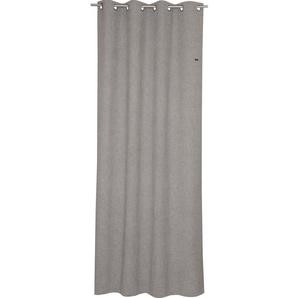 Esprit Ösenschal, Hellgrau, Polyester 140 x 250 cm