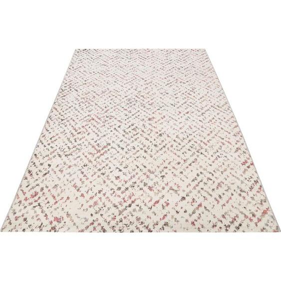 Esprit Teppich Amber, rechteckig, 4 mm Höhe, In- und Outdoor geeignet B/L: 200 cm x 290 cm, 1 St. beige Outdoor-Teppiche Teppiche