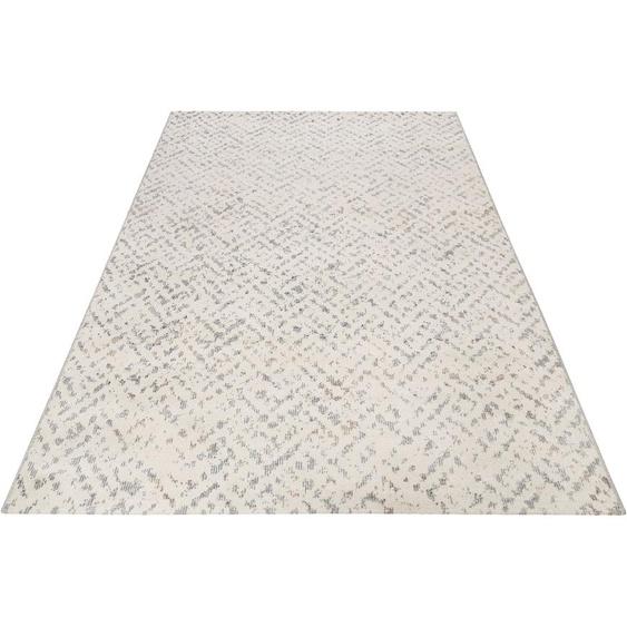 Esprit Teppich Amber, rechteckig, 4 mm Höhe, In- und Outdoor geeignet B/L: 200 cm x 290 cm, 1 St. weiß Outdoor-Teppiche Teppiche