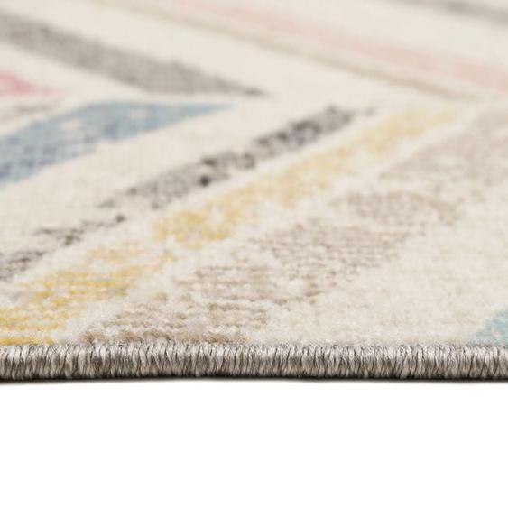 Esprit Teppich Cabana, rechteckig, 4 mm Höhe, In- und Outdoor geeignet B/L: 200 cm x 290 cm, 1 St. beige Outdoor-Teppiche Teppiche