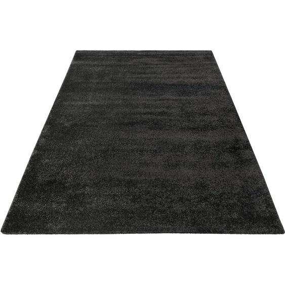Esprit Teppich California, rechteckig, 18 mm Höhe, sehr weicher Flor, Wohnzimmer B/L: 160 cm x 225 cm, 1 St. grau Schlafzimmerteppiche Teppiche nach Räumen