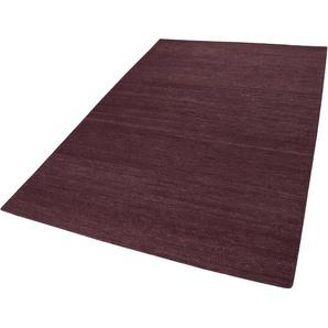 Esprit Teppich Rainbow Kelim, rechteckig, 5 mm Höhe, Flachgewebe, Wohnzimmer B/L: 60 cm x 110 cm, 1 St. rot Kelim-Teppiche Orientteppich Teppiche