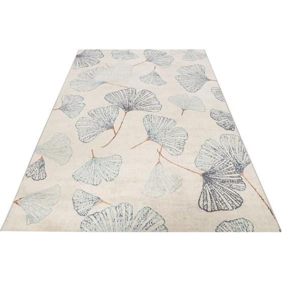 Esprit Teppich Rivera, rechteckig, 4 mm Höhe, In- und Outdoor geeignet B/L: 200 cm x 290 cm, 1 St. beige Outdoor-Teppiche Teppiche
