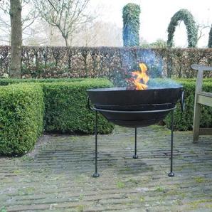 esschert design Feuerschale, Stahl 60 cm