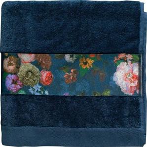 Essenza Duschtuch »Fleur« (1-St), Bordüre im wunderschönen Blumenprint