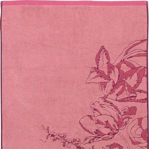 Essenza Duschtuch »Malou« (1-St), mit floralem Muster