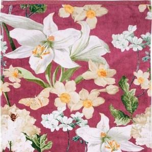 Essenza Duschtuch »Rosalee« (1-St), mit floralem Muster