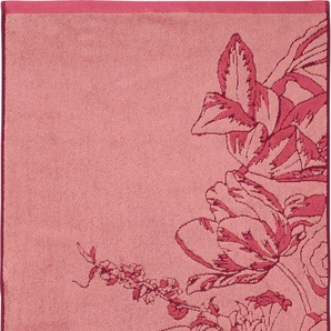 Essenza Handtücher »Malou« (2-St), mit floralem Muster