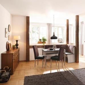 Home affaire Essgruppe , grau, Landhaus-Stil, »Denis«, , , FSC®-zertifiziert