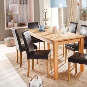 Home affaire Essgruppe , braun, FSC®-zertifiziert