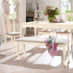 Home affaire Essgruppe, weiß, klein, FSC®-zertifiziert