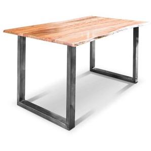 G+K Esstisch, Akazie, Holz