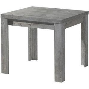 Esstisch  FleX ¦ grau ¦ Maße (cm): B: 60 H: 78 Tische  Esstische  Esstische ausziehbar » Höffner