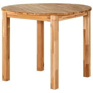 Esstisch  Fabian ¦ holzfarben ¦ Maße (cm): H: 74 Ø: [90.0] Tische  Esstische  Esstische rund » Höffner
