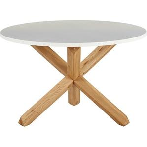 Esstisch   Figo ¦ holzfarben ¦ Maße (cm): H: 75 Ø: [120.0] Tische  Esstische  Esstische rund » Höffner