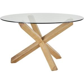 Esstisch   Figo ¦ holzfarben ¦ Maße (cm): H: 75 Ø: [130.0] Tische  Esstische  Esstische rund » Höffner