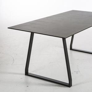 Esstisch Esstisch, Grau, Keramik