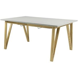 Esstisch mit Ausziehfunktion  Lorens ¦ grau ¦ Maße (cm): B: 75 H: 95 Tische  Esstische  Esstische eckig » Höffner
