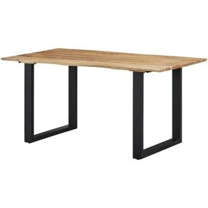 Esstisch  Queens ¦ Maße (cm): B: 160 H: 78 T: 90 Tische  Esstische  Esstische massiv » Höffner