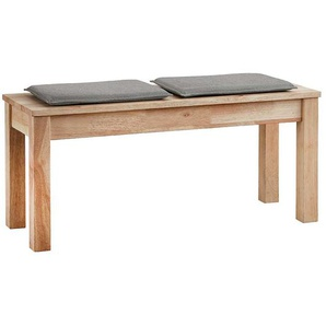 Esstisch Sitzbank massiv ge�lt 100 cm breit