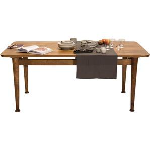 Esstisch »T-WESTCOAST TABLE LARGE«, FSC®-zertifiziert, orange, Material Mangoholz, TOM TAILOR